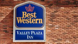 Buitenaanzicht BEST WESTERN VALLEY PLAZA INN