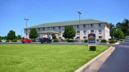 Hotel BEST WESTERN BIG SPRINGS LODGE