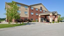 Exterior view BEST WESTERN PLUS CAPITAL INN