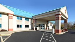 BEST WESTERN BURLINGTON INN - Mount Holly (New Jersey)