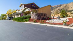 Exterior view BEST WESTERN TOPAZ LAKE INN