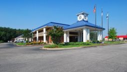 Hotel BEST WESTERN I-95 ROCKY MOUNT - Whitakers (North Carolina)