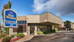 BEST WESTERN GREENTREE INN - Eugene (Oregon)
