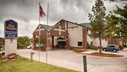 Buitenaanzicht BEST WESTERN EDMOND INN AND SUITES