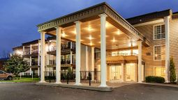 Buitenaanzicht BEST WESTERN GRAND MANOR SPRINGFIELD