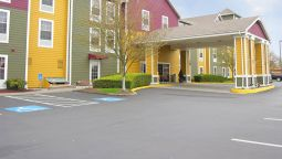 Exterior view Best Western Woodburn