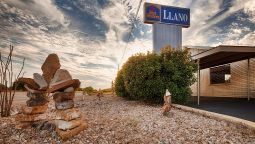 Exterior view BEST WESTERN LLANO