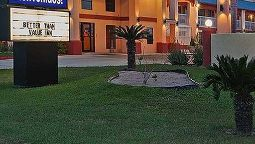 Exterior view TEXAS INN AND SUITES - RAYMONDVILLE