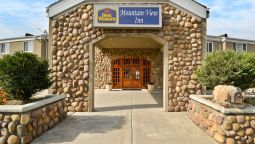 Buitenaanzicht BEST WESTERN MOUNTAIN VIEW INN