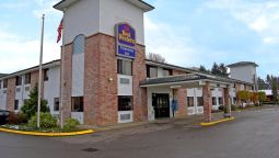 BEST WESTERN TUMWATER INN - Tumwater (Washington)