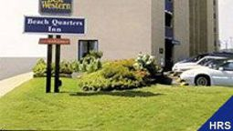 Buitenaanzicht Best Western Beach Quarters Inn