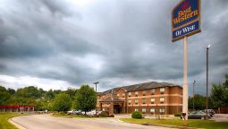 Exterior view BEST WESTERN OF WISE
