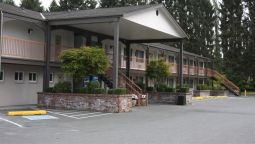 Exterior view BEST WESTERN COLLEGE WAY INN