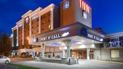 Hotel BEST WESTERN PLUS PORT O CALL - Calgary