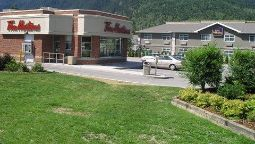 Exterior view BEST WESTERN SICAMOUS INN