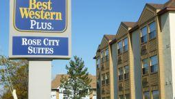 Buitenaanzicht BEST WESTERN PLUS ROSE CITY