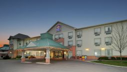 Exterior view Best Western Plus Travel Hotel Toronto Airport