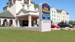 Buitenaanzicht BEST WESTERN PLUS EXECUTIVE
