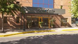 Buitenaanzicht Four Points by Sheraton Santiago