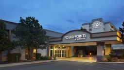 Buitenaanzicht Four Points by Sheraton Chicago O'Hare Airport