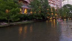 Buitenaanzicht San Antonio The Westin Riverwalk