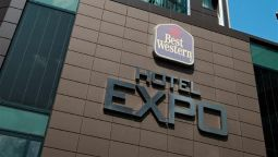 Exterior view Best Western Hotel Expo