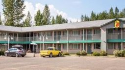 Exterior view SUPER 8 QUESNEL BC