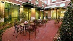 Exterior view Courtyard Little Rock Downtown