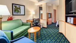 Room Fairfield Inn & Suites Worcester Auburn