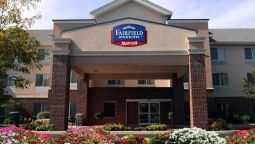 Buitenaanzicht Fairfield Inn & Suites Columbus East