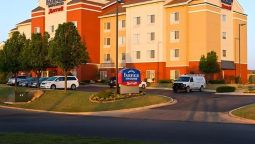 Exterior view Fairfield Inn & Suites Lawton