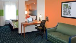 Kamers Fairfield Inn & Suites Memphis East/Galleria