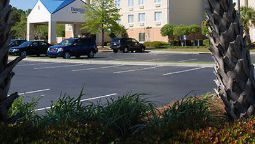 Buitenaanzicht Fairfield Inn Myrtle Beach Broadway at the Beach