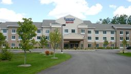 Buitenaanzicht Fairfield Inn & Suites Brunswick Freeport