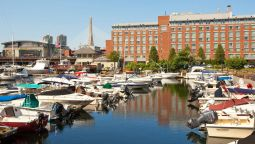 Residence Inn Boston Harbor on Tudor Wharf - Boston (Massachusetts)
