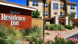 Buitenaanzicht Residence Inn Scottsdale North