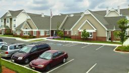 Exterior view Residence Inn Cranbury South Brunswick