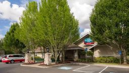 Exterior view TownePlace Suites Portland Hillsboro