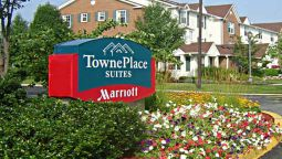 Exterior view TownePlace Suites Philadelphia Horsham
