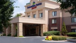 Exterior view SpringHill Suites Atlanta Kennesaw