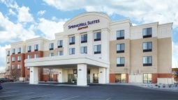 Exterior view SpringHill Suites Billings