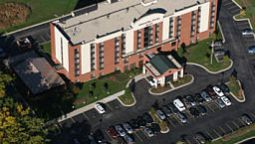 Exterior view SpringHill Suites Chicago Elmhurst/Oakbrook Area