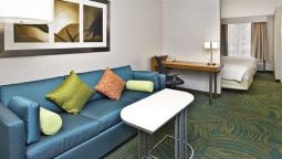 Room SpringHill Suites Chicago Elmhurst/Oakbrook Area