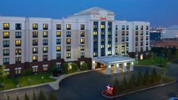 Exterior view SpringHill Suites Newark Liberty International Airport