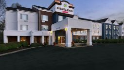 Exterior view SpringHill Suites Mystic Waterford