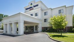 Exterior view SpringHill Suites South Bend Mishawaka