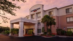 Exterior view SpringHill Suites St. Petersburg Clearwater