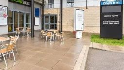Exterior view Days Inn Donnington Welcome Break Service Area