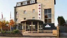 Buitenaanzicht Ramada London South Ruislip