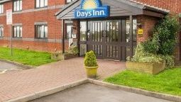 Exterior view Days Inn Sheffield